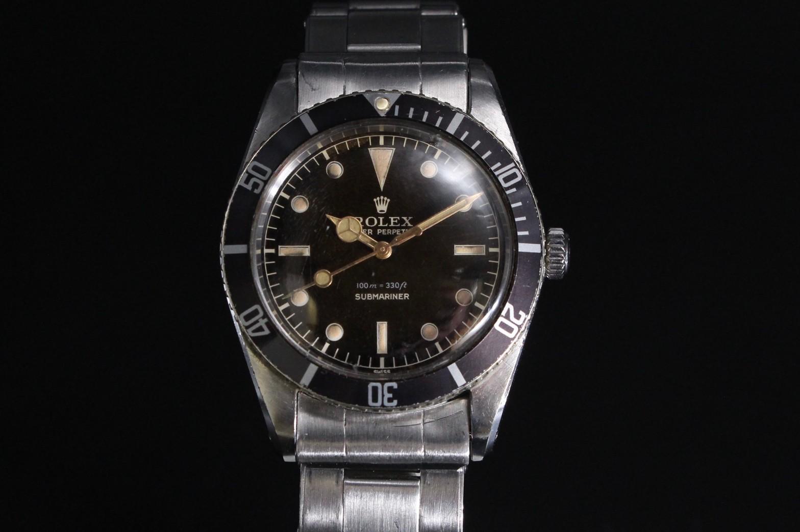 ロレックス Ref.5508 サブマリーナ 3rdモデル
